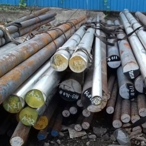 AISI 329 Duplex Stainless Steel Round Bars