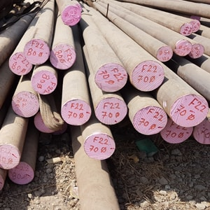 ASTM A182 F22 Round Bars