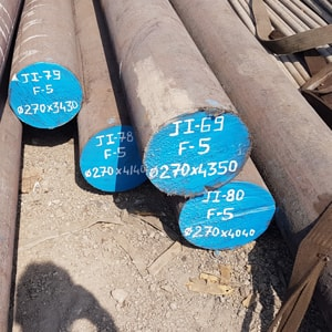 ASTM A182 F5 Round Bars