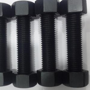 PTFE Coated Stud, Bolt and Nut Supplier | Manufacturer