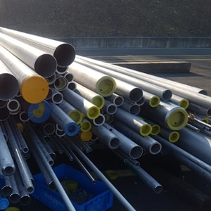Stainless Steel Tube, Tubing & Pipes