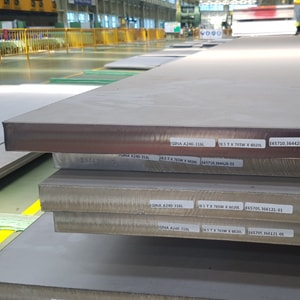Steel Coils, Sheet & Plates